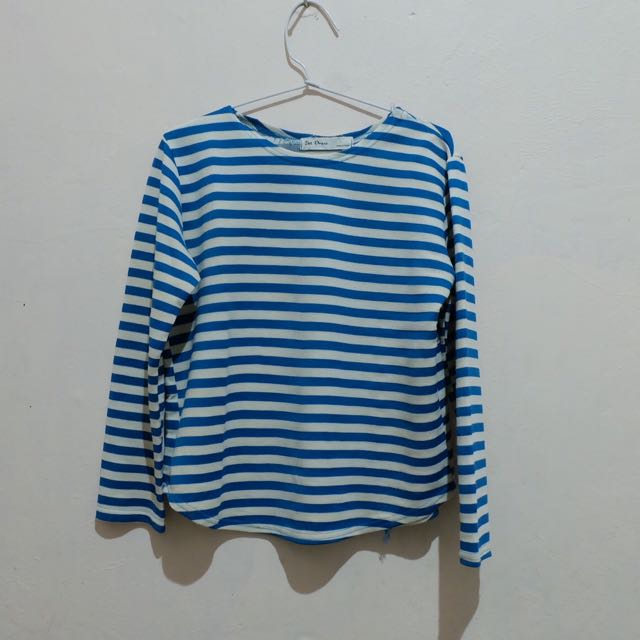 Atasan (Top) Stripes