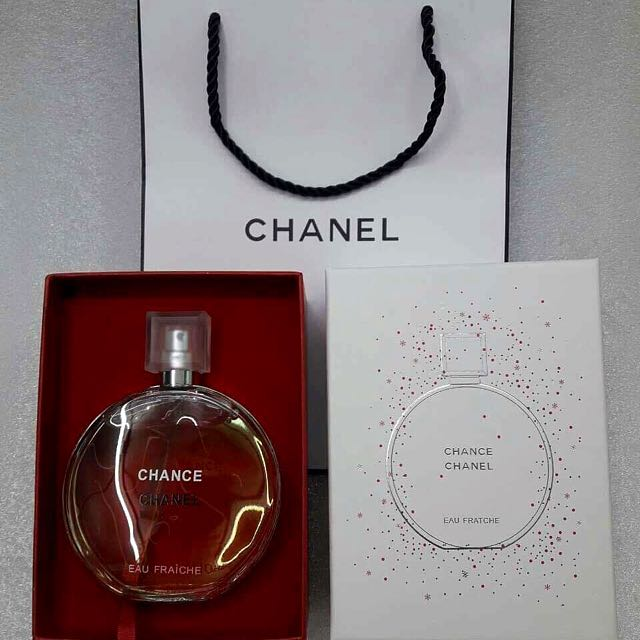 Authentic Chanel Perfumes (SALE)