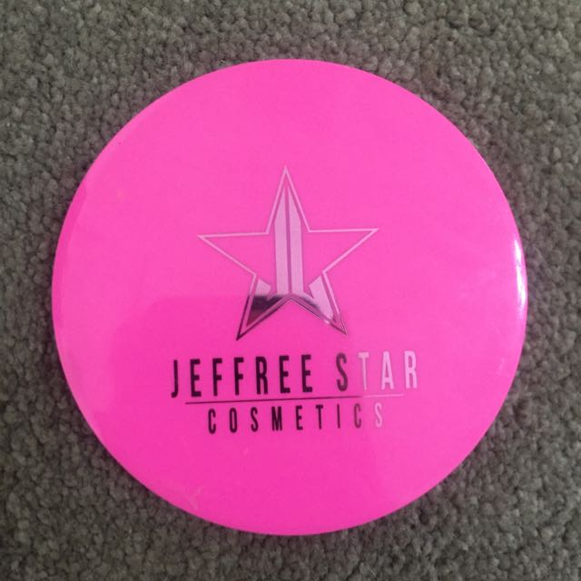 Authentic Jeffree Star Ice Cold Highlighter