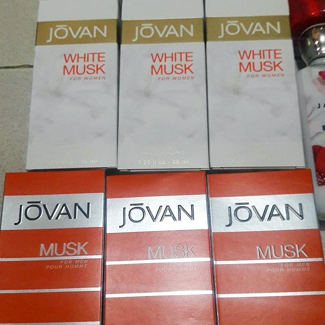 Authentic Jovan Musk (SALE)