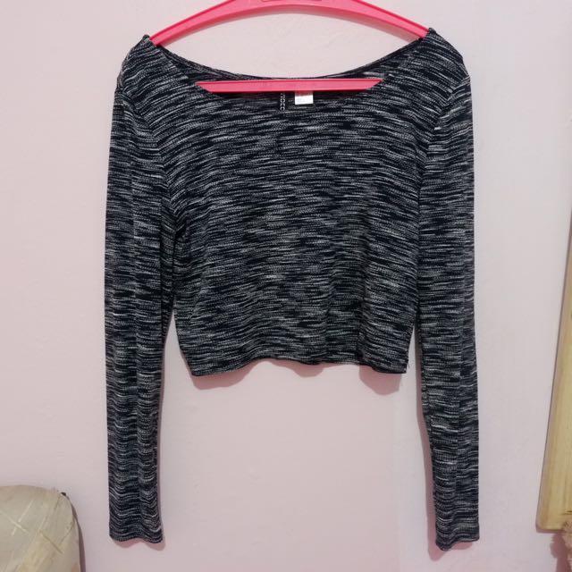 Baju Garis-garis H&M