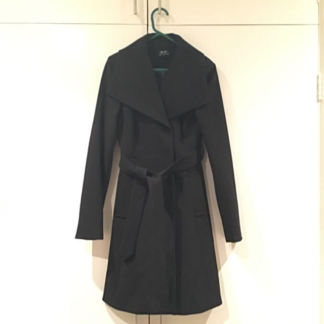 Bardot Trench Coat Size 6
