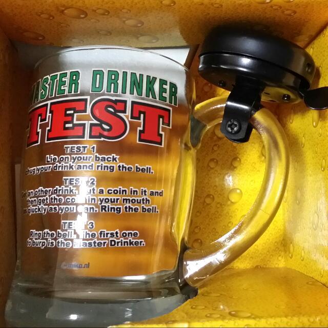 Beer Tester Mug