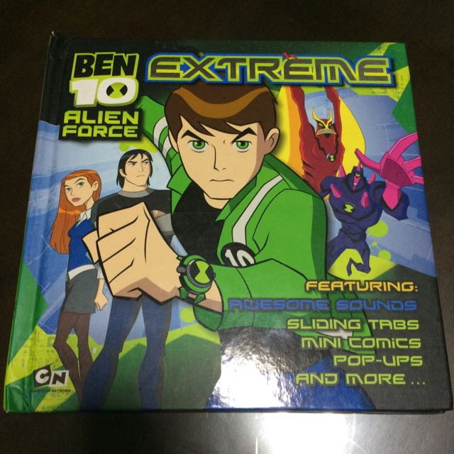 Ben 10 Alien Force Extreme