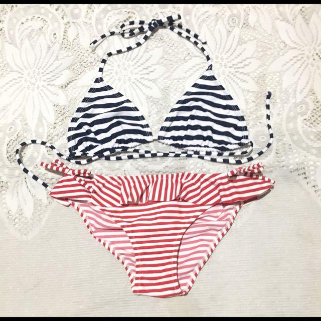 Bikini/swimsuit Pair