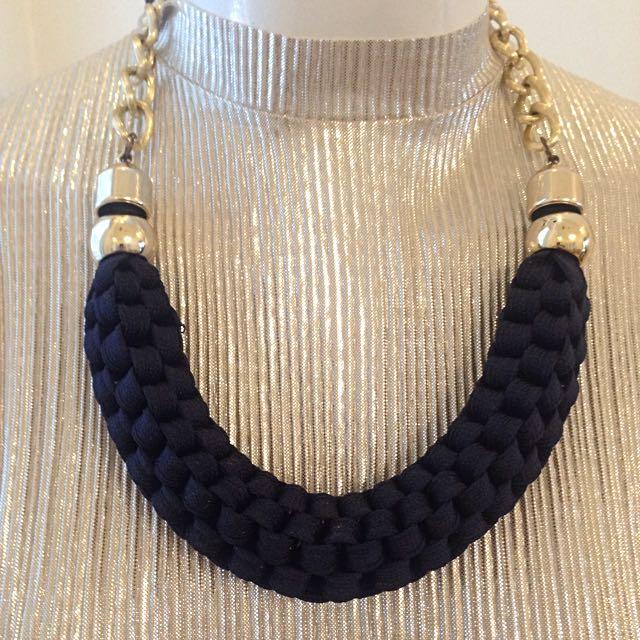 Blue Navy Necklace