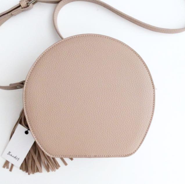 💕BNWT Bardot Circle Round Shoulder Handbag Bag
