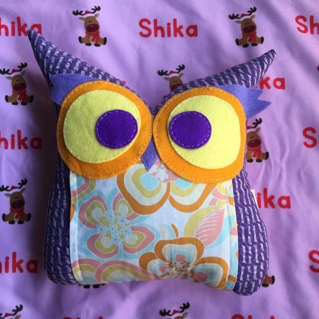 Boneka Owl