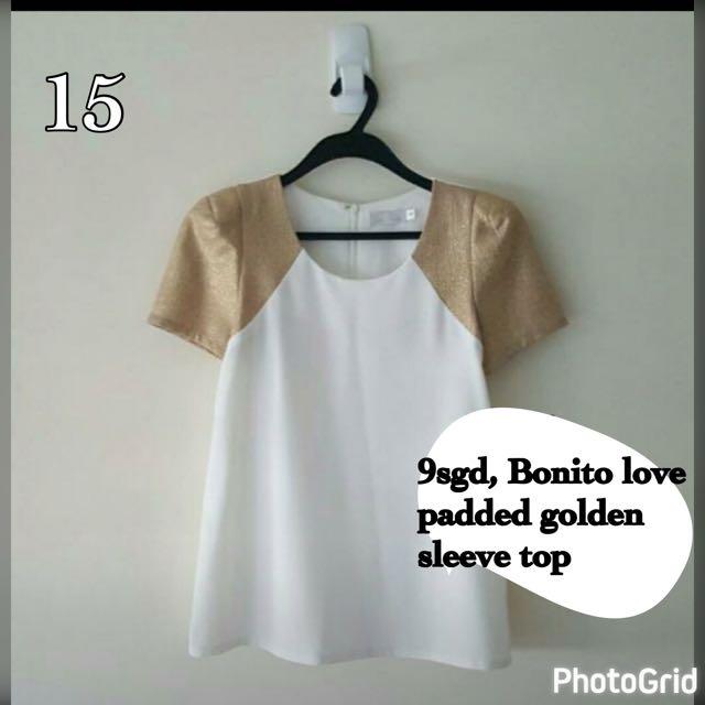 Bonito Love Top