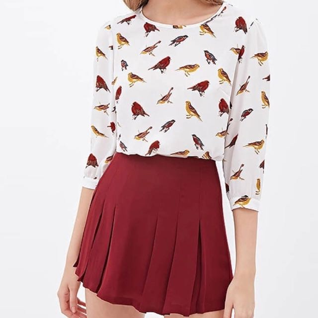 Brand New Chiffon Shirt Size M / XS