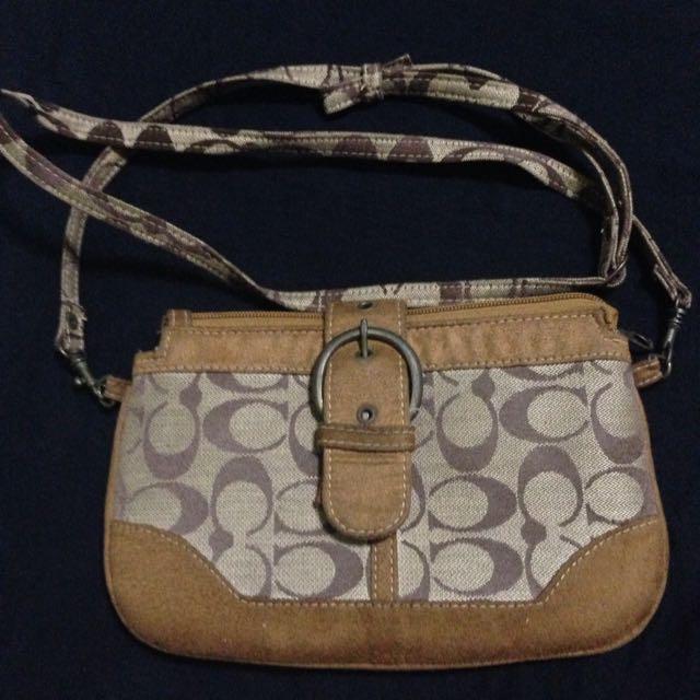 Brown Bag/Sling Bag