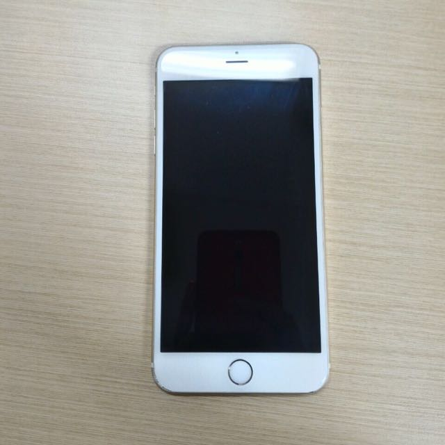 BU!!! Iphone 6plus 64gb Gold