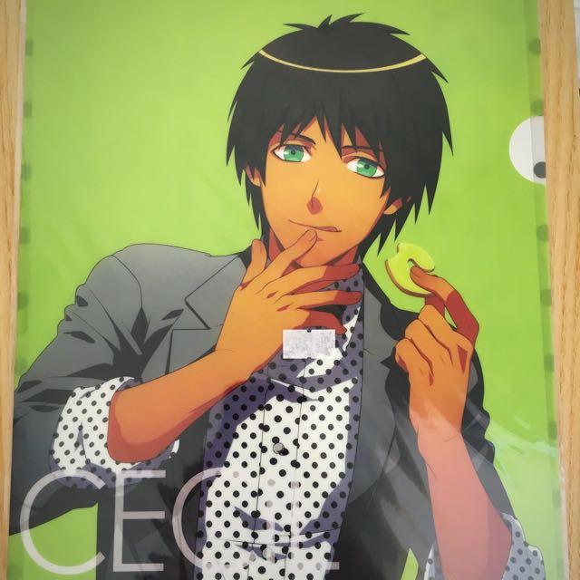 Cecil A4 Sweet Clear File (Uta no prince sama)