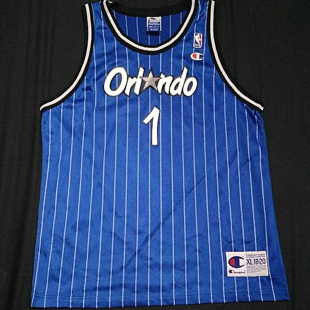 Champion Anfernee Penny Hardaway 1 Orlando Magic