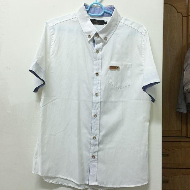 Concept 短袖襯衫
