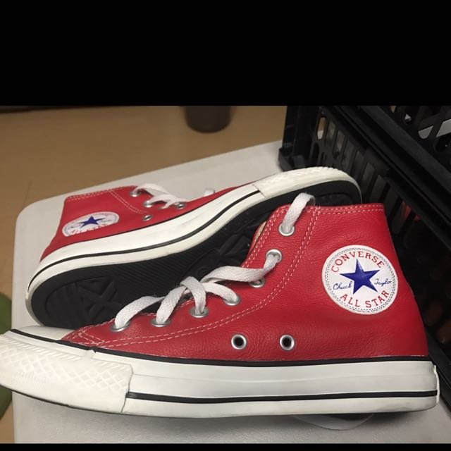 Converse  Chuck Taylor ALL STAR Core Hi Leather Shoes