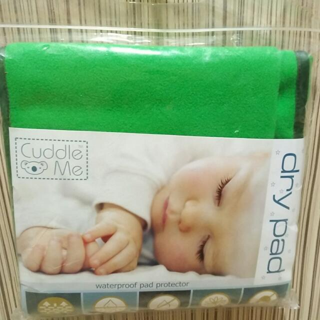 Cuddleme drypad / cuddle me dry pad alas ompol waterproof