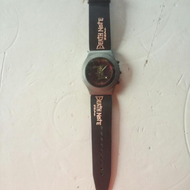 Death Note Watch