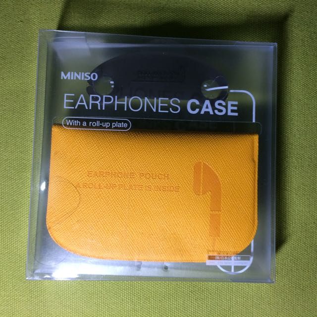 Earphones Case *NEW*