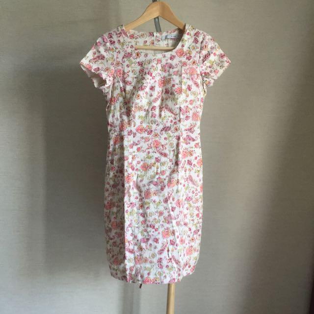 ELFAS Congsam Dress Size 10