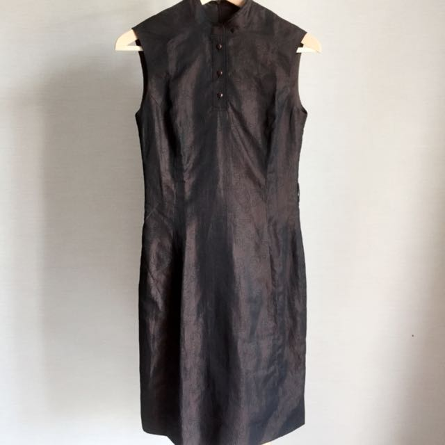 Elfas Dress Congsam Size 8