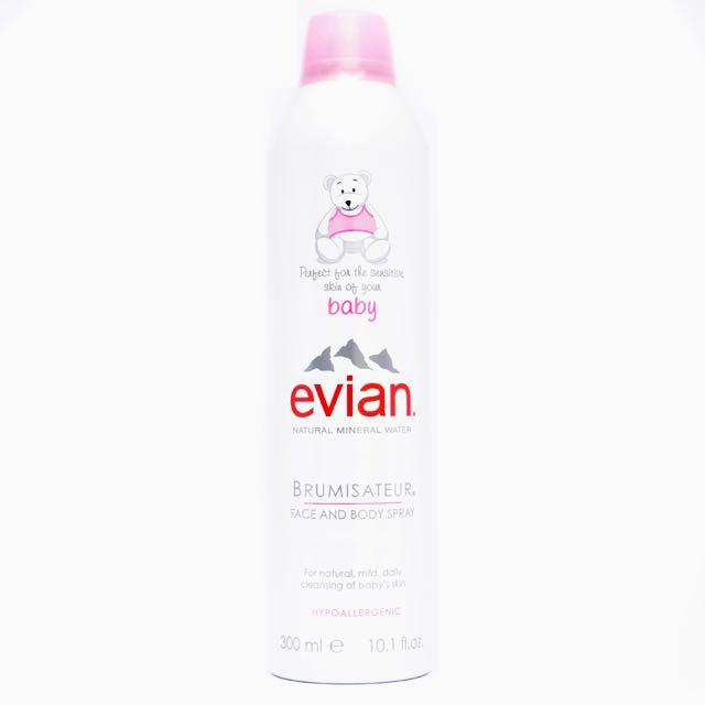 Evian For Sensitive Skin