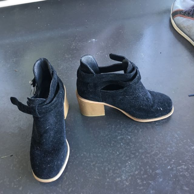Factorie Heels