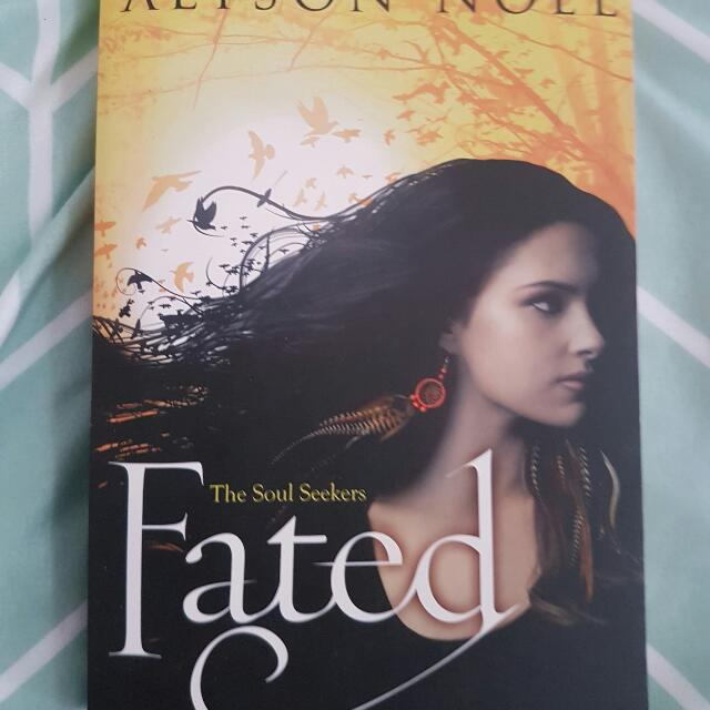 Fated By Alison Noll
