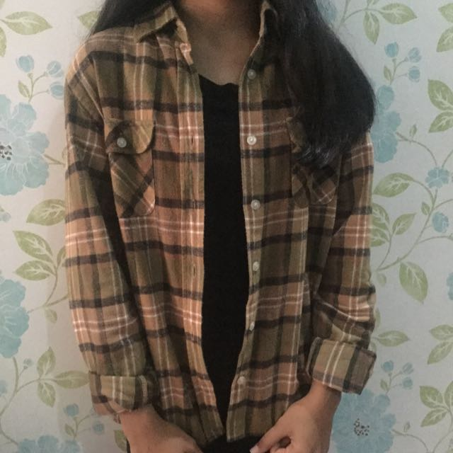 Flannel By Earth Spice