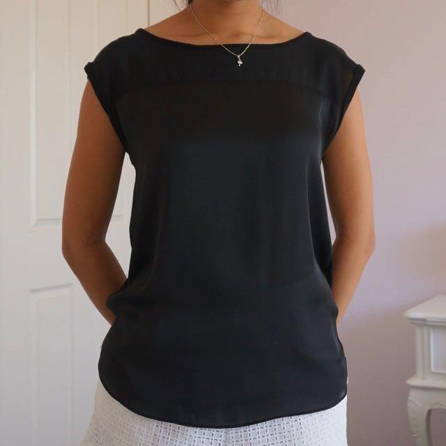 Forever New Blouse Top Size 6