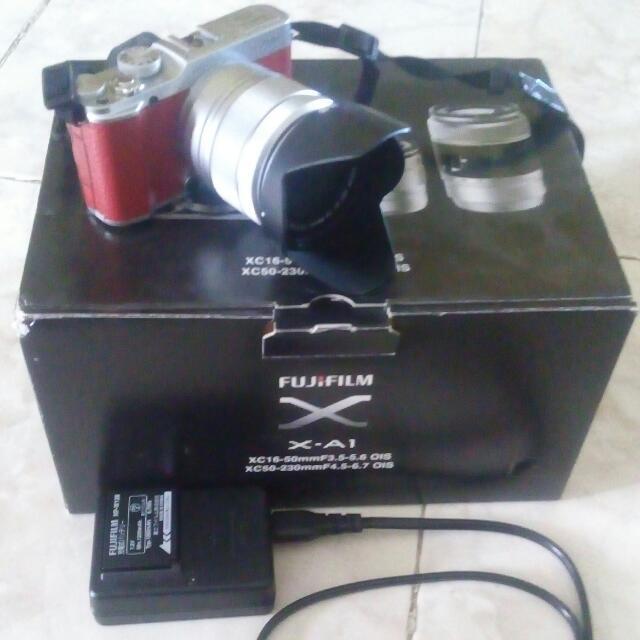 Fuji Film Xa 1