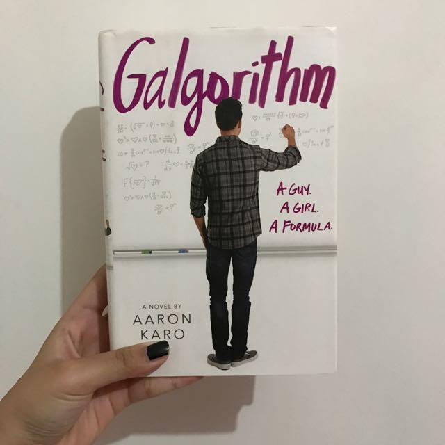 Galgorithm by Karo (English)