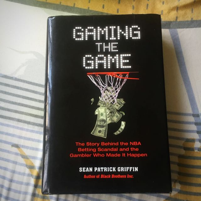 Gaming The Game Hardbound