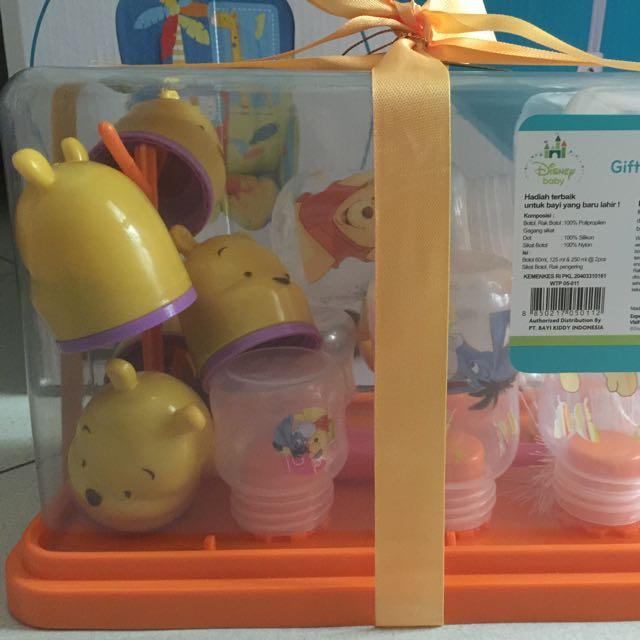 Gift Set Bottle For New Born Disney Series (Botol susu)