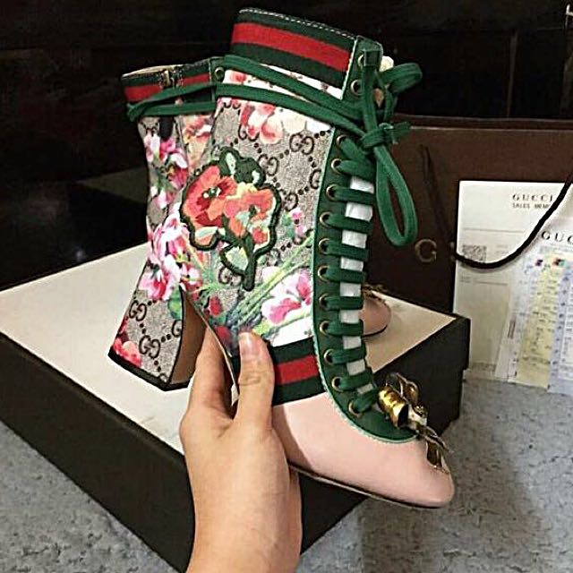 Gucci Heels Sneakers