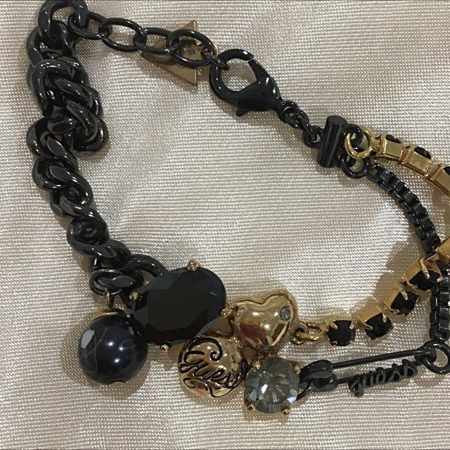 Guess Multicoloured Bracelet