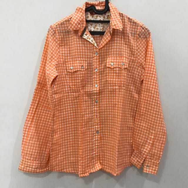 Hammer Orange Shirt