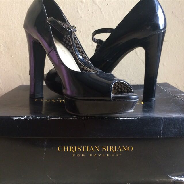 Heels from Christian Siriano for Payless