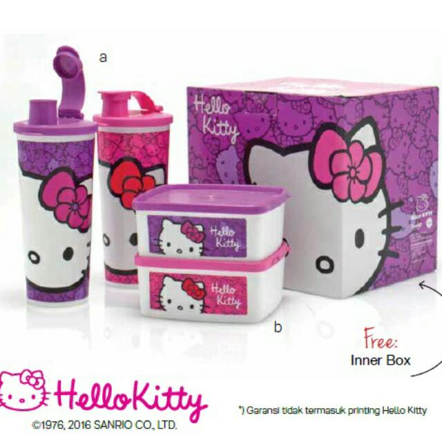 Hello kitty breaktime
