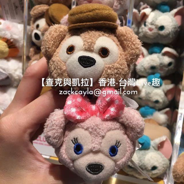 【HK代購】香港限定🐻達菲TsumTsum