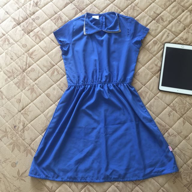 Hotkiss Blue Dress