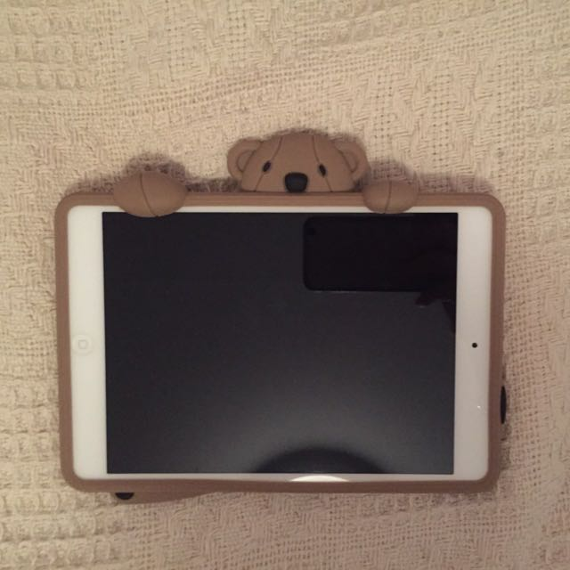 iPad Mini Rubber Case