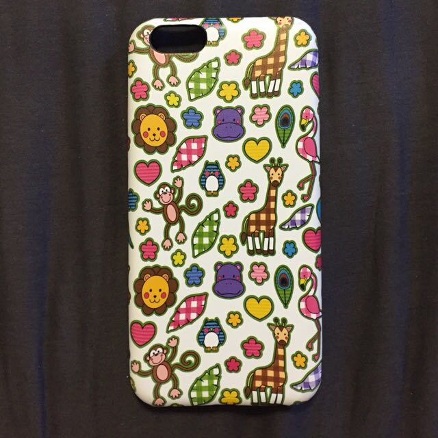 iPhone 6 Animal Case