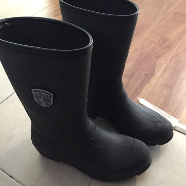 Kamik Rainboots - Size 7