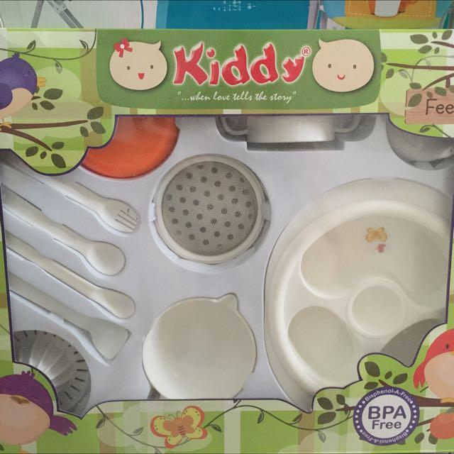 Kiddy Feeding Set (Full Set)