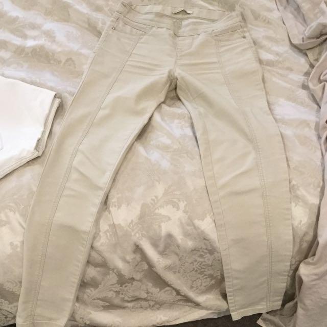 Legging Light Brown Pants