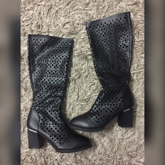 Lady Long Boots