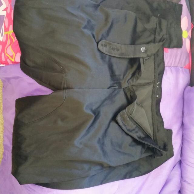 Max Shiny Dress Pants Size 12