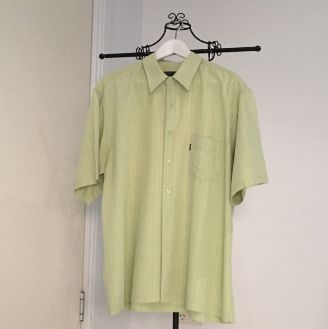 Men's Collared Shirt