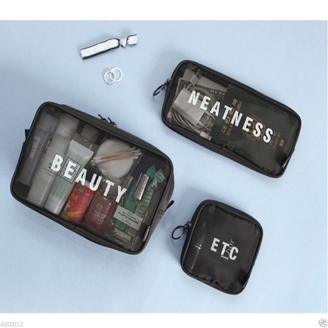Mesh Cosmetic Travel Bags *NEW*